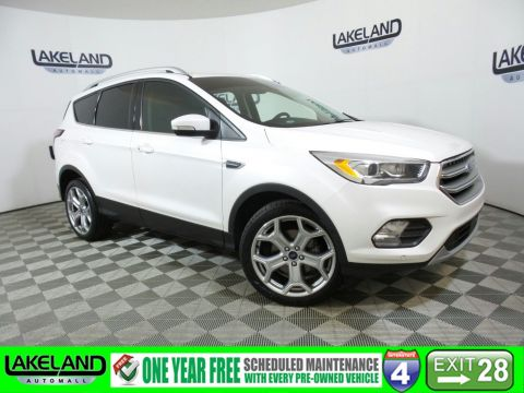 2017 FORD ESCAPE TITANM